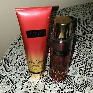 Fragrance Mist and Lotion